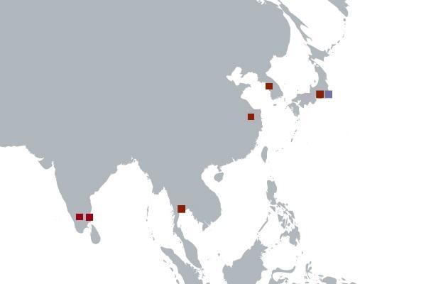 Accreditation - Asia and India