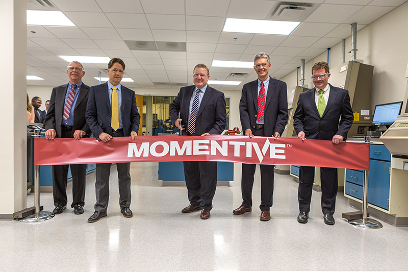 Momentive_Charlotte_Tire_Lab_opening