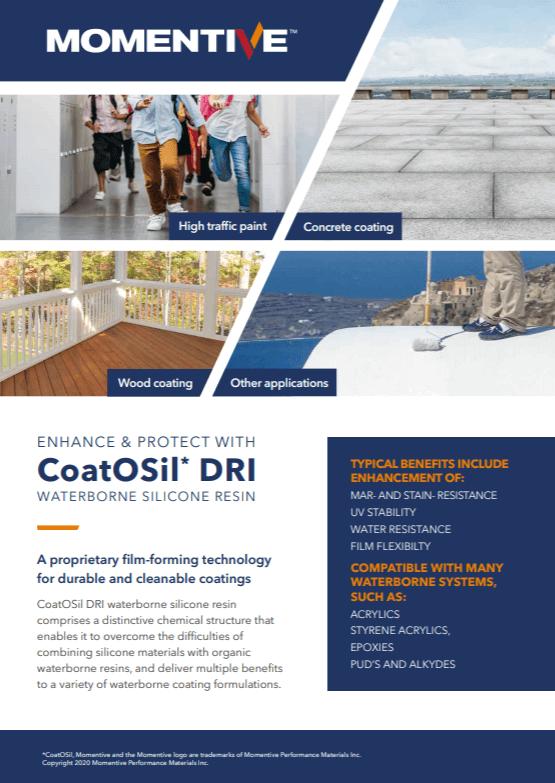 coatosil dri flyer