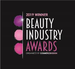 beauty industry award 2019 logo