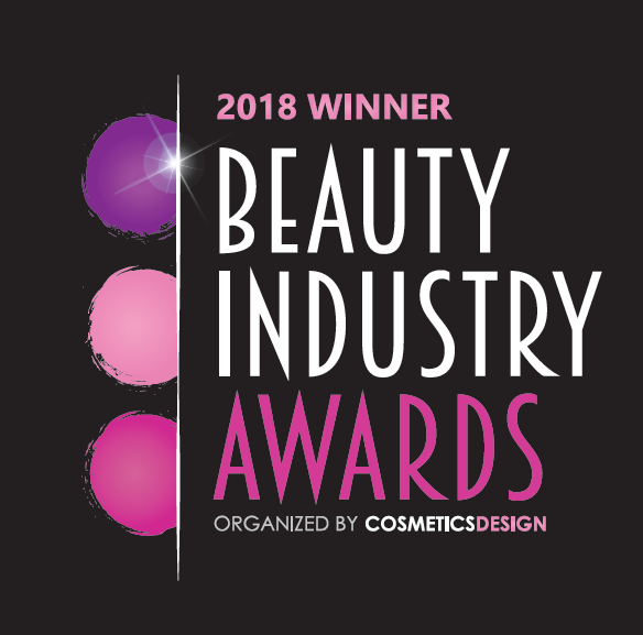 beauty industry award logo
