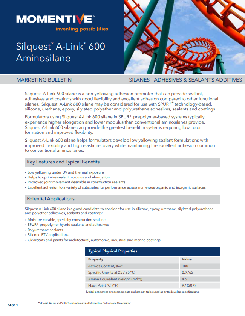 silquest a-link 600